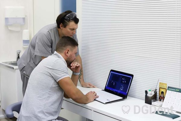 Современные технологии для лечения зубов DGDent