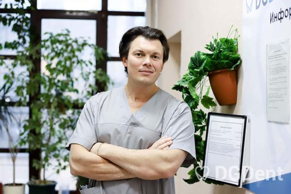 Майстренко Павел Владимирович. Врач- ортопед