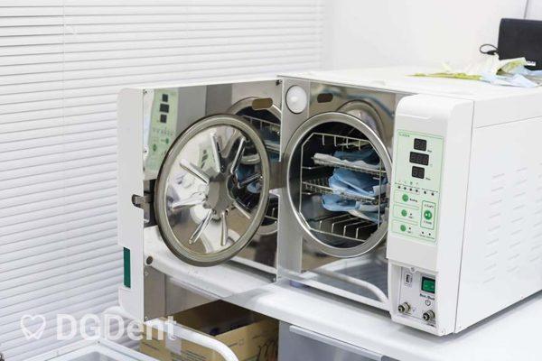 Комплексная стерилизация инструментов DGDent